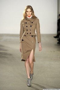 Altuzarra - Runway - Fall 2013 Mercedes-Benz Fashion Week