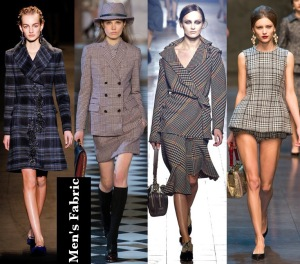 womens-fall-2013-menswear-fabric-trend